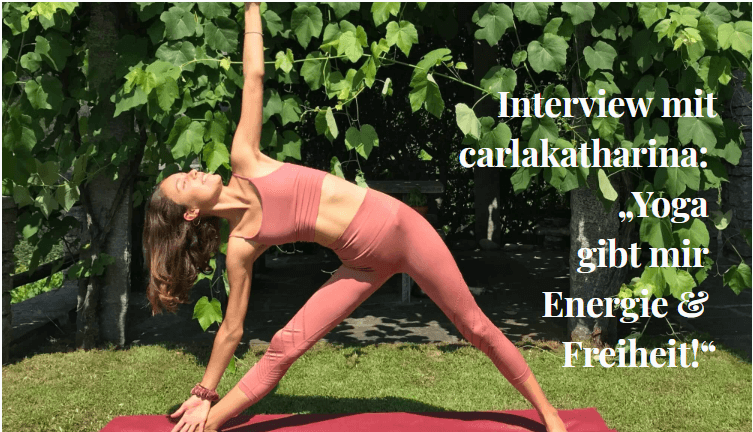 Titelbild: Yoga Interview